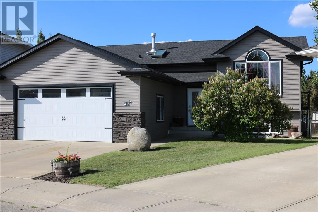 For Sale: 45 Lansbury Close, Lacombe, AB | 6 Bed, 3 Bath House for $444,900. See 30 photos!