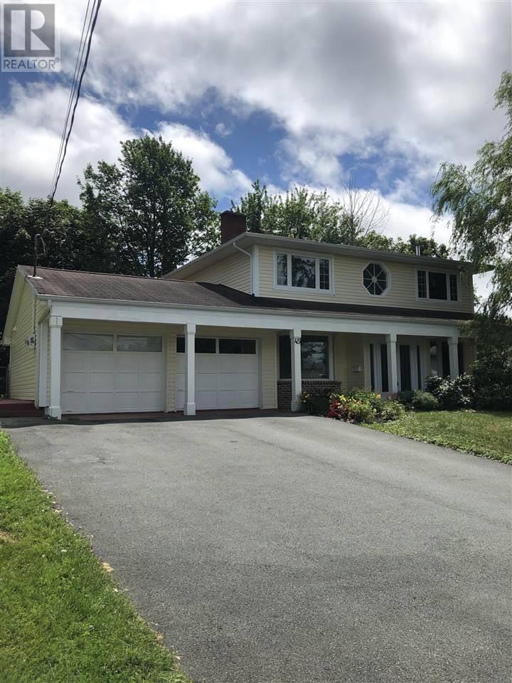 House for sale at 45 Lethbridge Ave Dartmouth Nova Scotia - MLS: 201917944