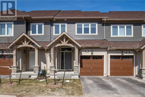 Townhouse for sale at 45 Lett Ave Collingwood Ontario - MLS: 184070