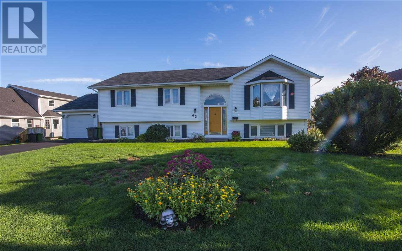 House for sale at 45 Liberty Cres Charlottetown Prince Edward Island - MLS: 202004423