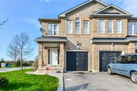 Townhouse for sale at 45 Lonestar Cres Brampton Ontario - MLS: W4452680