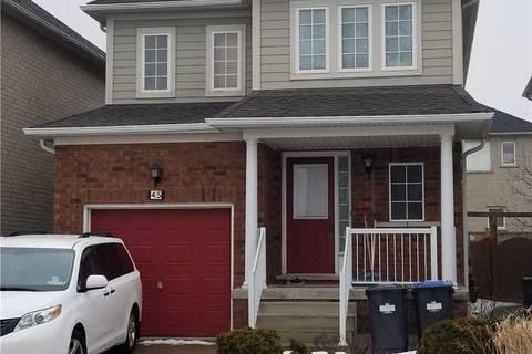 House for sale at 45 Madronna Gdns Brampton Ontario - MLS: W4724491
