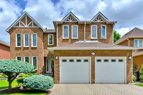 House for sale at 45 Major William Sharpe Dr Brampton Ontario - MLS: W4502760