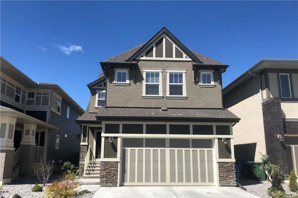 House for sale at 45 Masters Pa SE Mahogany, Calgary Alberta - MLS: C4299270