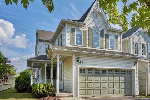 House for sale at 45 Matthewson Pl Whitby Ontario - MLS: E4818409