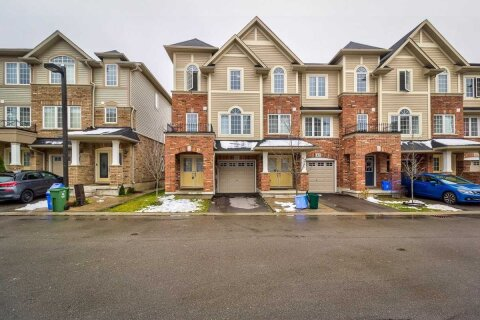 Townhouse for sale at 45 Mayland Tr Hamilton Ontario - MLS: X5057570