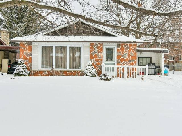 For Sale: 45 Mclaughlin Road, Brampton, ON   3 Bed, 2 Bath House for $599,999. See 20 photos!