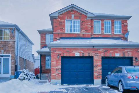 Townhouse for sale at 45 Needlewood Ln Brampton Ontario - MLS: W4692449