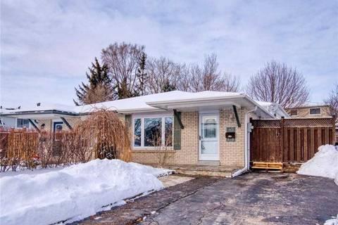 Townhouse for sale at 45 Nickolas Cres Cambridge Ontario - MLS: X4689770