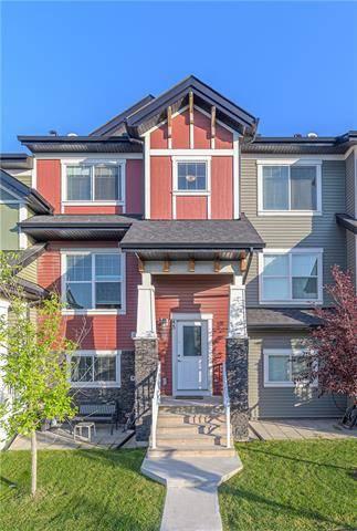 Townhouse for sale at 45 Nolan Hill Blvd Northwest Calgary Alberta - MLS: C4261986