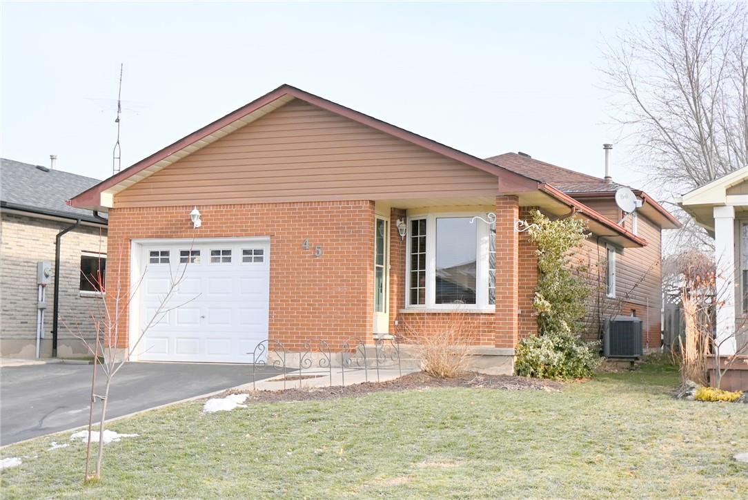 Removed: 45 Northridge Drive, Smithville, ON - Removed on 2020-02-22 06:06:04