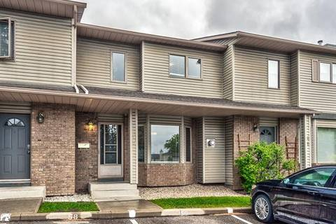 Townhouse for sale at 45 Patina Pk Southwest Calgary Alberta - MLS: C4249175