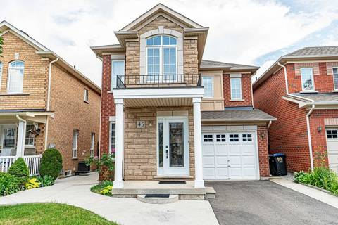 House for sale at 45 Penbridge Circ Brampton Ontario - MLS: W4509568