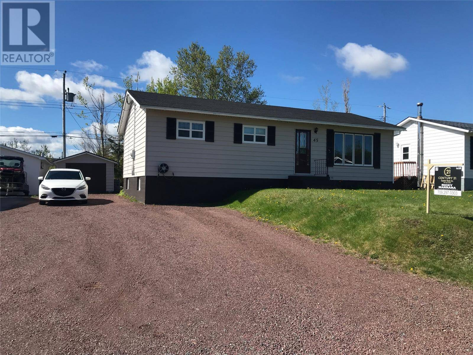 House for sale at 45 Pine Ave Lewisporte Newfoundland - MLS: 1196733