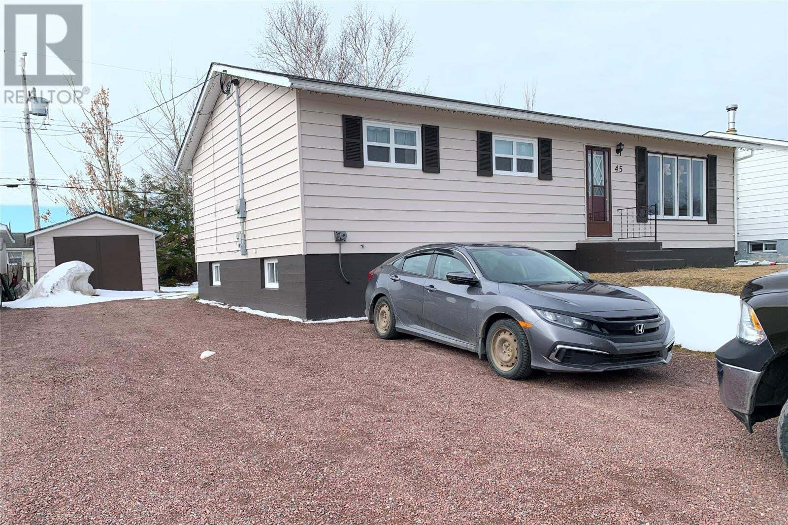 House for sale at 45 Pine Ave Lewisporte Newfoundland - MLS: 1213529
