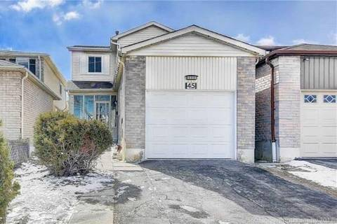 House for sale at 45 Ponymill Dr Toronto Ontario - MLS: E4725730