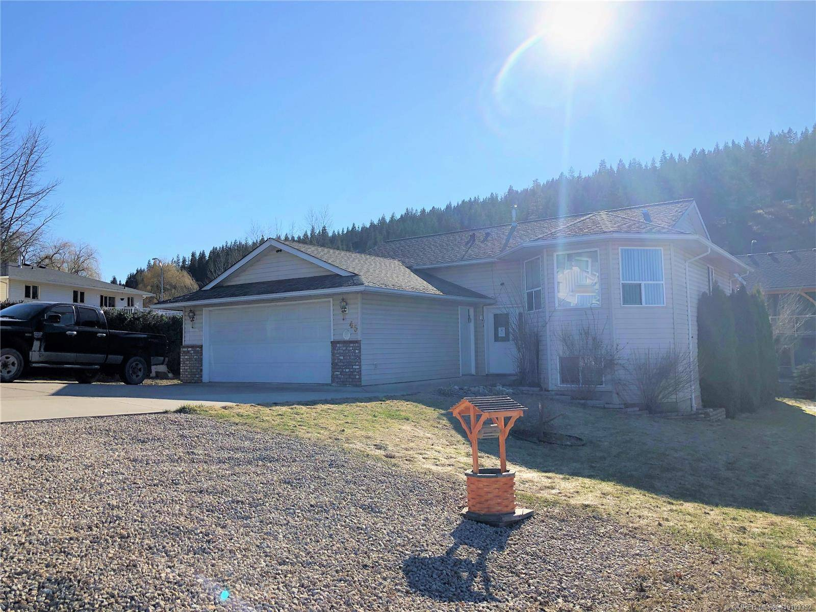House for sale at 45 Preston Cres Enderby British Columbia - MLS: 10199352
