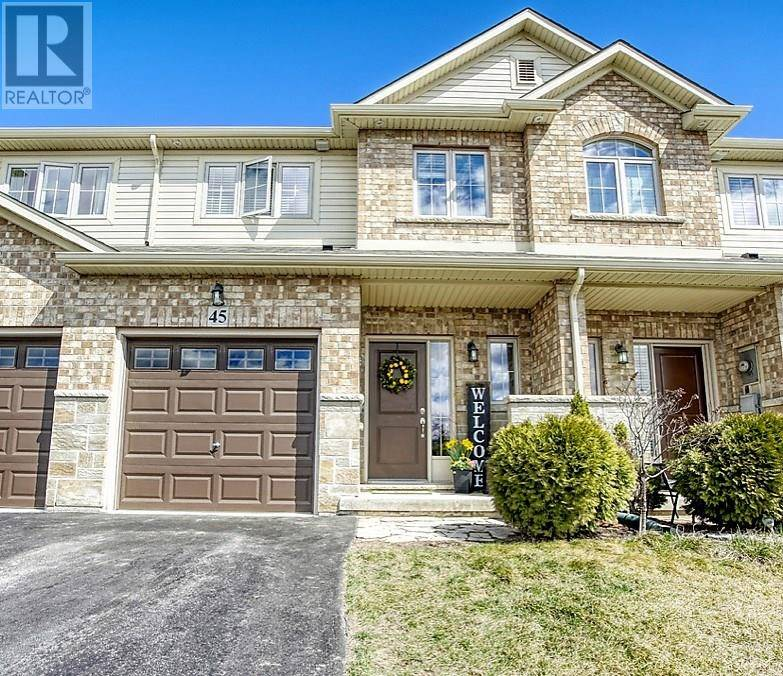 Townhouse for sale at 45 Redcedar Cres Stoney Creek Ontario - MLS: 30756676