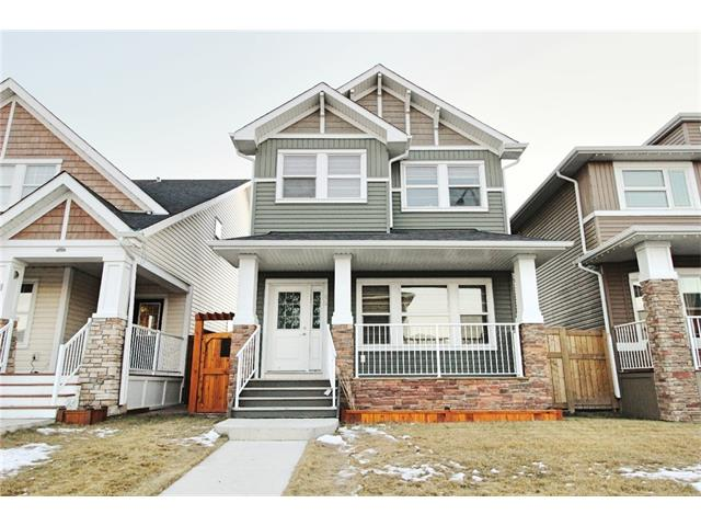 For Sale: 45 Redstone Villas Northeast, Calgary, AB | 3 Bed, 3 Bath House for $431,500. See 37 photos!