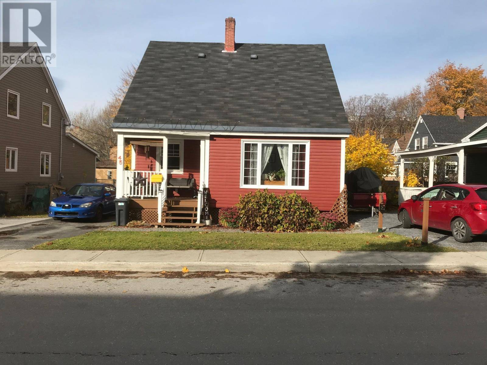 House for sale at 45 Reid St Corner Brook Newfoundland - MLS: 1206911