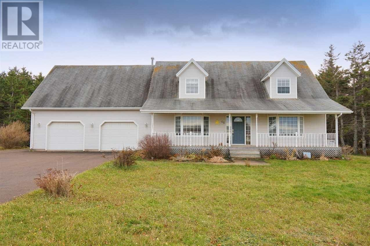 House for sale at 45 Riley Dr Darnley Prince Edward Island - MLS: 202024165
