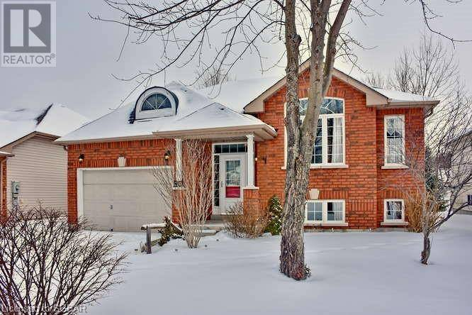 House for sale at 45 Rose Valley Wy Wasaga Beach Ontario - MLS: 243565