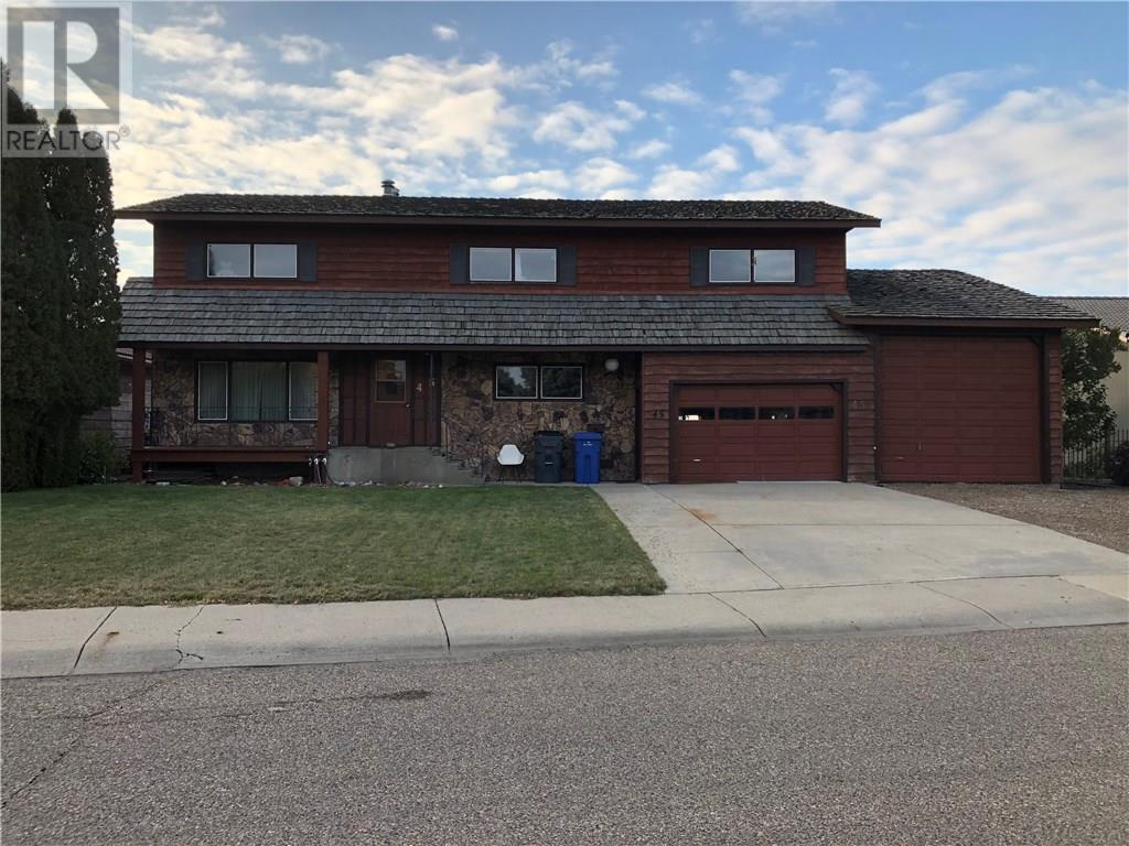 Removed: 45 Ross Heights Court Southeast, Medicine Hat, AB - Removed on 2018-11-07 14:12:13