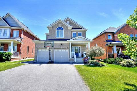House for sale at 45 Rutherford Rd Bradford West Gwillimbury Ontario - MLS: N4509043