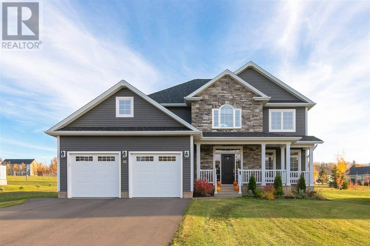 House for sale at 45 Saint George Cres Stratford Prince Edward Island - MLS: 201925434