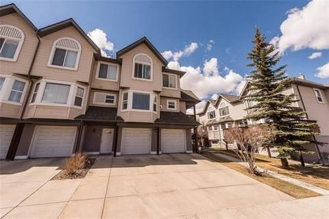 Townhouse for sale at 45 Sandarac Wy Northwest Calgary Alberta - MLS: C4240714