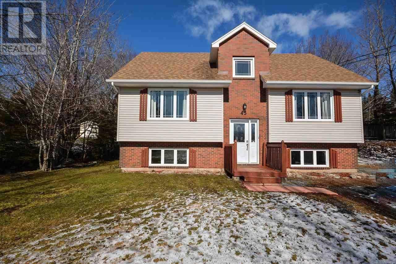House for sale at 45 Schooner Dr Lawrencetown Nova Scotia - MLS: 202005024