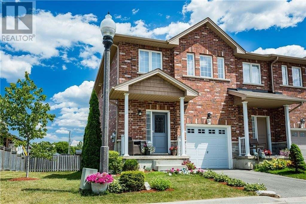 Townhouse for sale at 45 Seabreeze Cres Stoney Creek Ontario - MLS: 30818000