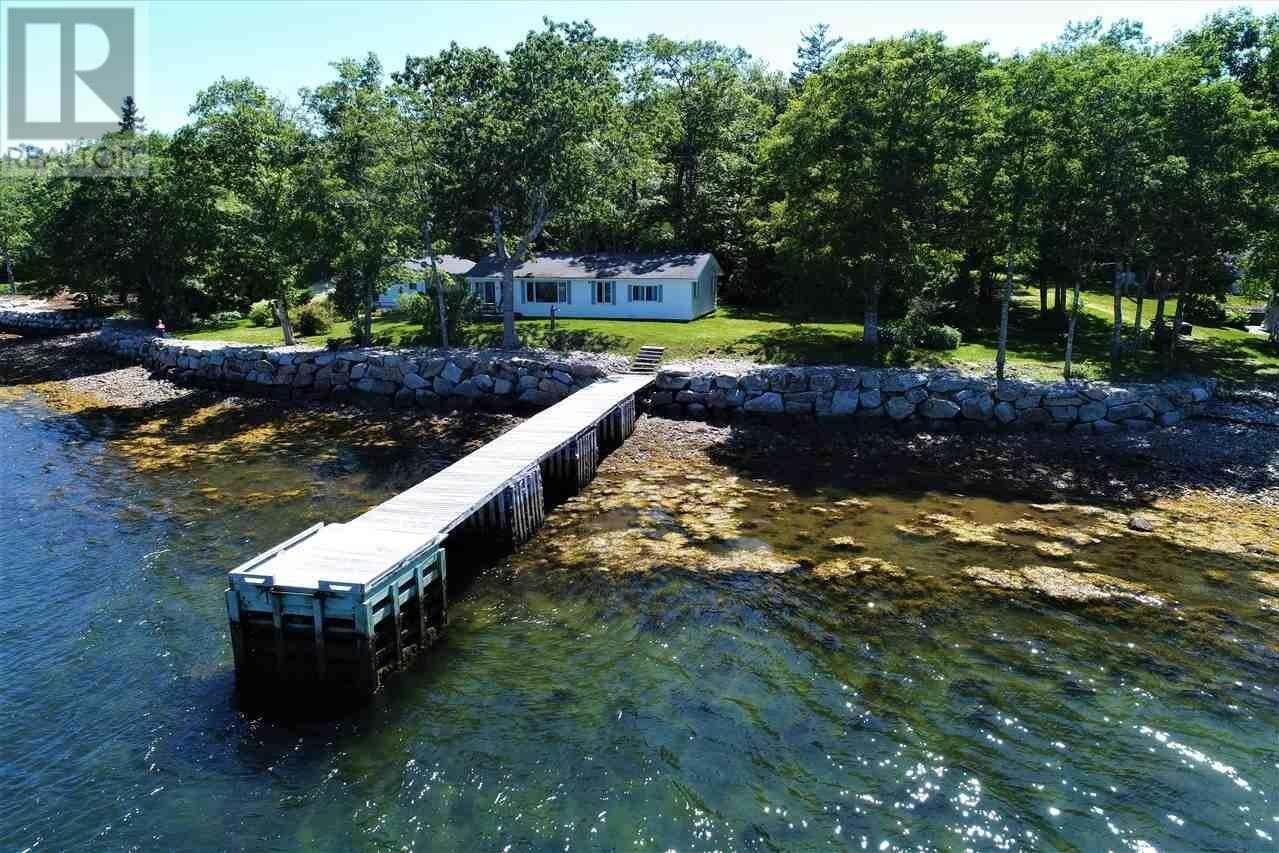 House for sale at 45 Sellars Cove Rd Chester Basin Nova Scotia - MLS: 202006585