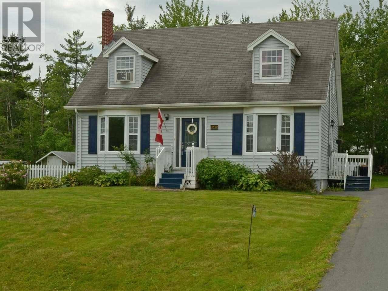House for sale at 45 Shamrock Ln Enfield Nova Scotia - MLS: 201816233