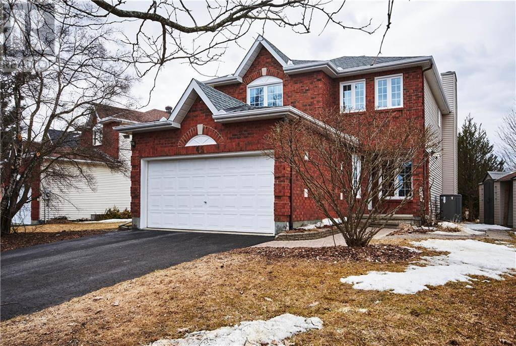 House for sale at 45 Sherring Cres Ottawa Ontario - MLS: 1187883