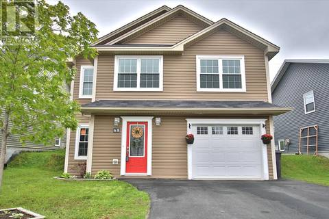 House for sale at 45 Simcoe Dr Mt. Pearl Newfoundland - MLS: 1198945