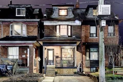 Townhouse for sale at 45 Springhurst Ave Toronto Ontario - MLS: W4735261