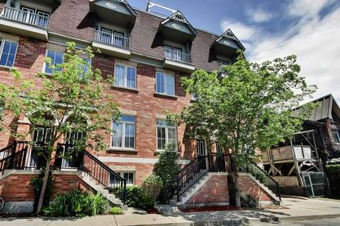 Townhouse for sale at 45 St Paul St Toronto Ontario - MLS: C4496371