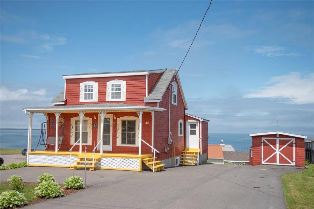 House for sale at 45 St-pierre Ouest Blvd Caraquet New Brunswick - MLS: NB027976