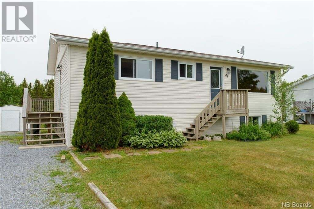 House for sale at 45 Steeves Cres Rothesay New Brunswick - MLS: NB045011