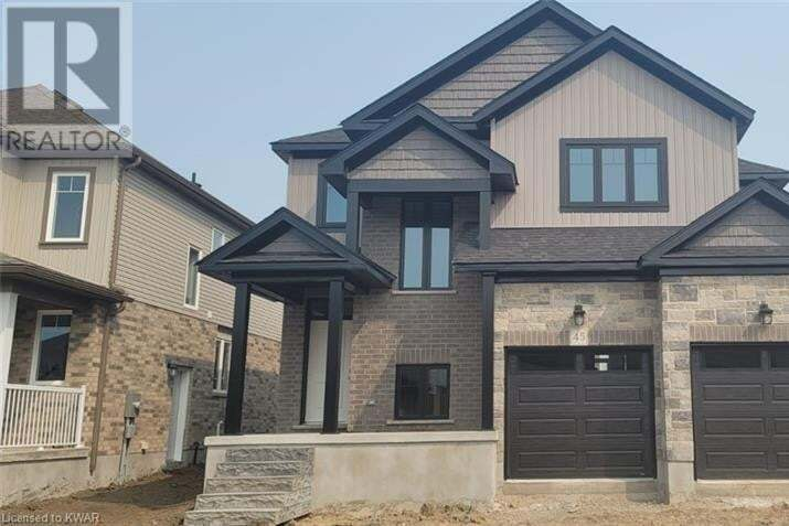 House for sale at 45 Strauch Ave New Hamburg Ontario - MLS: 40023314