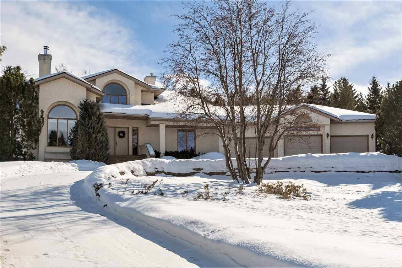 House for sale at 45 Sturgeon View Cres Rural Sturgeon County Alberta - MLS: E4188591