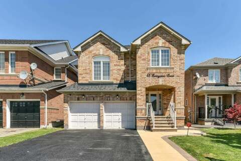 House for sale at 45 Sunnyview Rd Brampton Ontario - MLS: W4870242