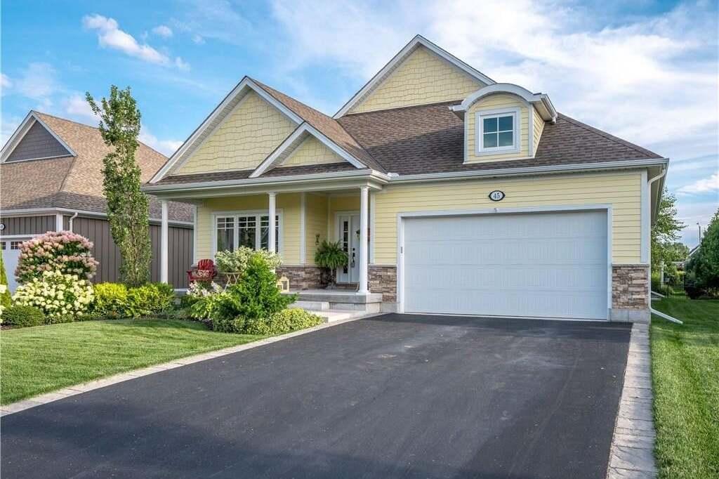House for sale at 45 Sunrise Ct Ridgeway Ontario - MLS: 30820702