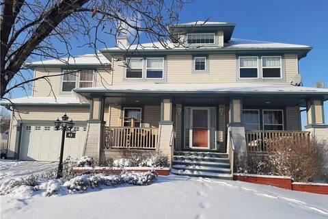 House for sale at 45 Thomas St North Langdon Alberta - MLS: C4278069