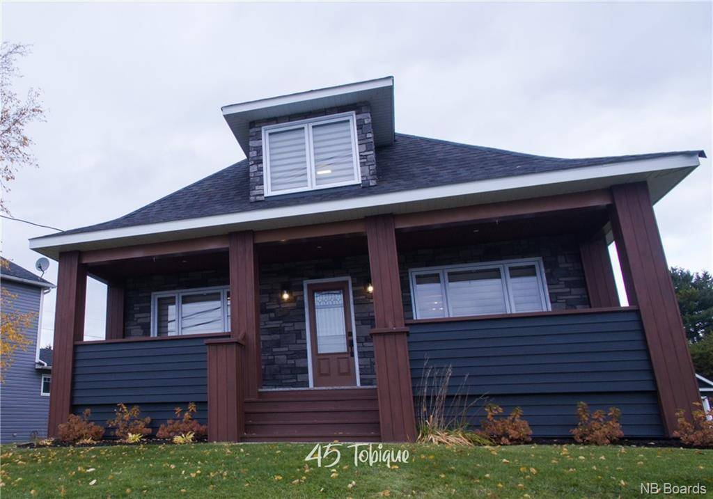 House for sale at 45 Tobique Rd Grand Sault/grand Falls New Brunswick - MLS: NB035230