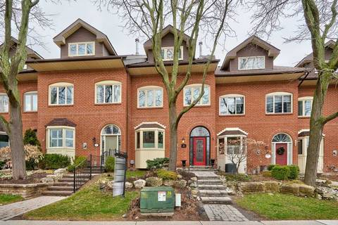 Townhouse for sale at 45 Tradewind Dr Oakville Ontario - MLS: W4747364