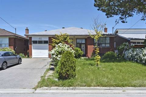 House for sale at 45 Troutbrooke Dr Toronto Ontario - MLS: W4470511