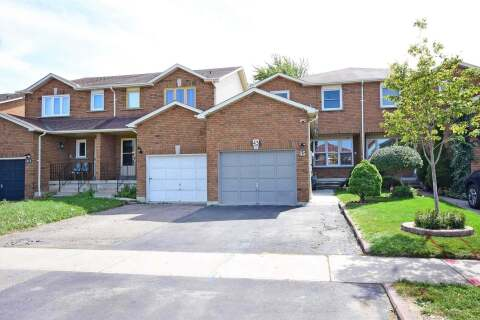 Townhouse for sale at 45 Tulip Dr Brampton Ontario - MLS: W4907702