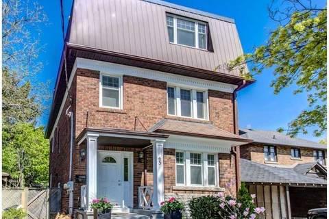 House for sale at 45 Tullis Dr Toronto Ontario - MLS: C4456902